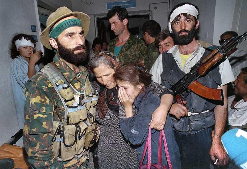 Защо започна войната в Чечения? Войни в чечения